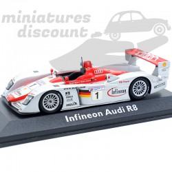 Infineon Audi R8 - Le Mans...