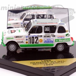 Renault R4 GTL - Rallye...