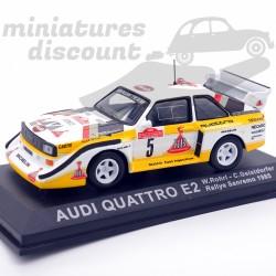 Audi Quattro E2 - Rallye...