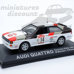 Audi Quattro - Rally...