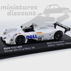 BMW V12 LM - Le Mans 1999...