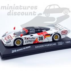 Dauer Porsche - 24 Heures...