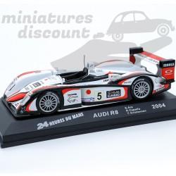 Audi R8 - 24 Heures du Mans...