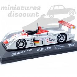 Audi R8 - Le Mans 2001 -...