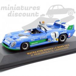Matra MS 670B - Le Mans...