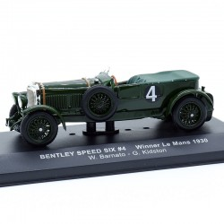 Bentley Speed Six - Winner Le Mans 1930 - Ixo - 1/43ème en boite