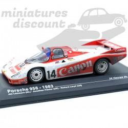 Porsche 956 - Le Mans 1983...
