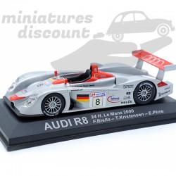 Audi R8 - 24h le Mans 2000...