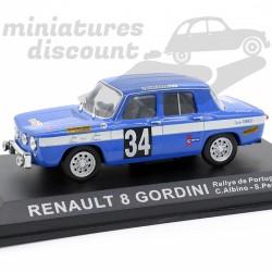 Renault 8 Gordini - Rallye...