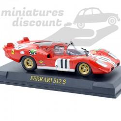 Ferrari 512S - 1/43ème en...