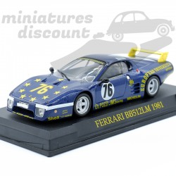 Ferrari BB512 - Le Mans...