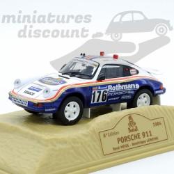 Porsche 911 - Paris-Dakar...