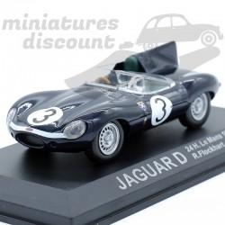Jaguar Type D - 24h du Mans...