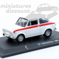 Fiat Abarth OT 1600 Berlina...