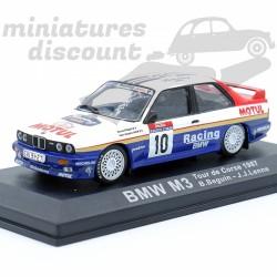 BMW M3 - Tour de Corse 1987...