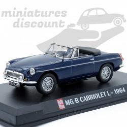 MG B Cabriolet L 1964 -...