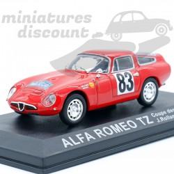 Alfa Roméo TZ - Coupe des...