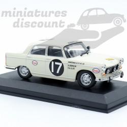 Peugeot 404 - Safari Rallye...