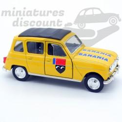 """Renault 4L """"Banania"""" -..."""