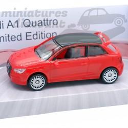 Audi A1 Quattro - Mondo...