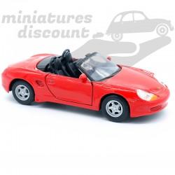 Porsche Boxster - Welly -...