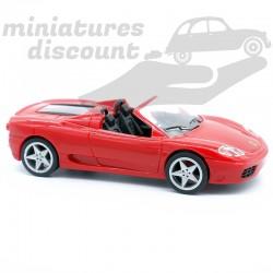 Ferrari 360 Spider - Shell...