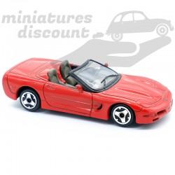 Chevrolet Corvette - Burago...
