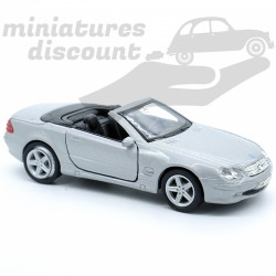 Mercedes Benz SL-500 -...