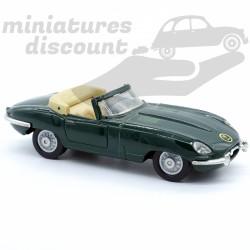 Jaguar E cabriolet - Maisto...