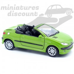 Peugeot 206 CC - Welly -...