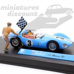 Michel Vaillant Le Mans '61...