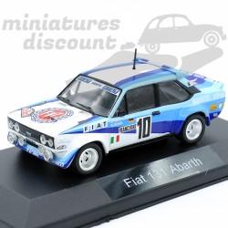 Fiat 131 Abarth - 1/43 ème...