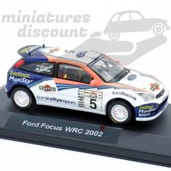 Ford Focus WRC - 2002 -...