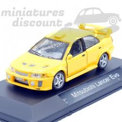 Mitsubishi Lancer Evo -...
