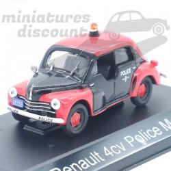 """Renault 4CV """"Police Monaco""""..."""