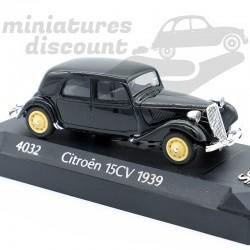 Citroen 15cv -1952 - L'age...