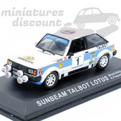 Sunbeam Talbot Lotus -...