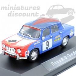 Renault 8 Gordini N°9 -...