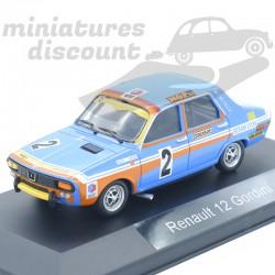 Renault 12 Gordini N°12 -...