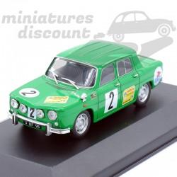 Renault 8 Gordini N°2 -...