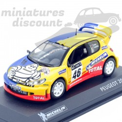 Peugeot 206 WRC - Michelin...