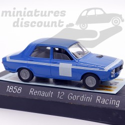 Renault 12 Gordini Racing -...