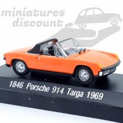 Porsche 914 Targa - 1969 -...