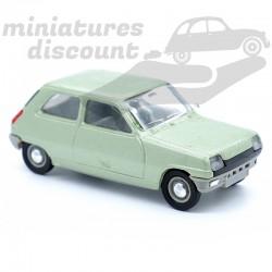 Renault 5 de 1972 - 1/43ème...