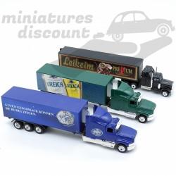 Lot de 3 Camions Type...