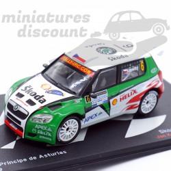 Skoda Fabia S2000 - Rallye...