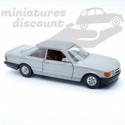 Mercedes 500 SEC - Burago -...