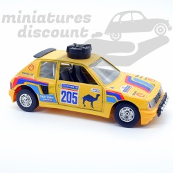 Peugeot 205 Turbo - Burago...