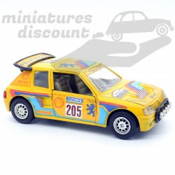 Peugeot 205 Turbo 16 - Mira...