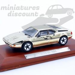 BMW M1 - Silver Cars -...